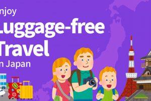 Enjoy Luggage-free Travel in Japan