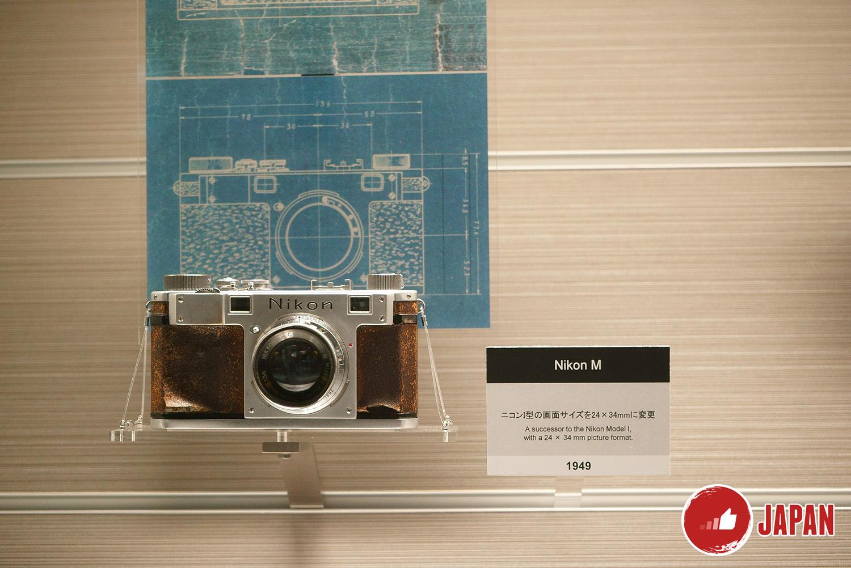 NIKON迷注意:直擊東京NIKON博物館