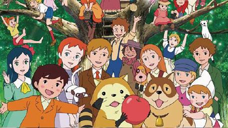 童年回憶:杉並動畫博物館