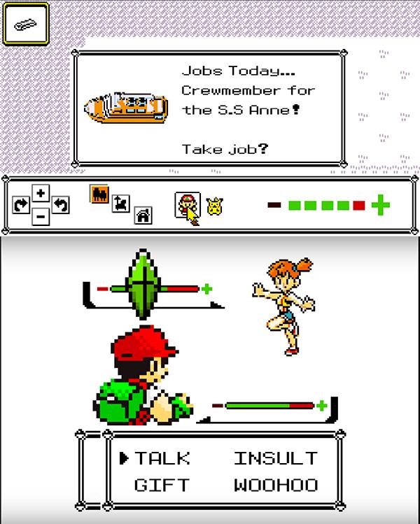 惡搞系列!Pokemon都玩SIMS?