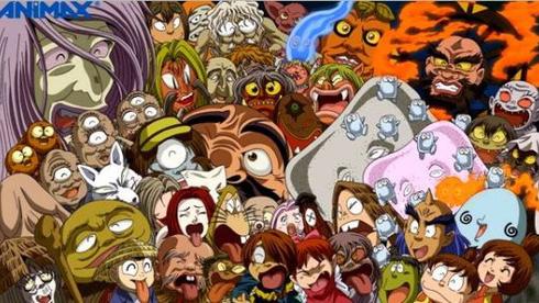 鬼太郎:漫畫 動畫 電影 景點 大全!