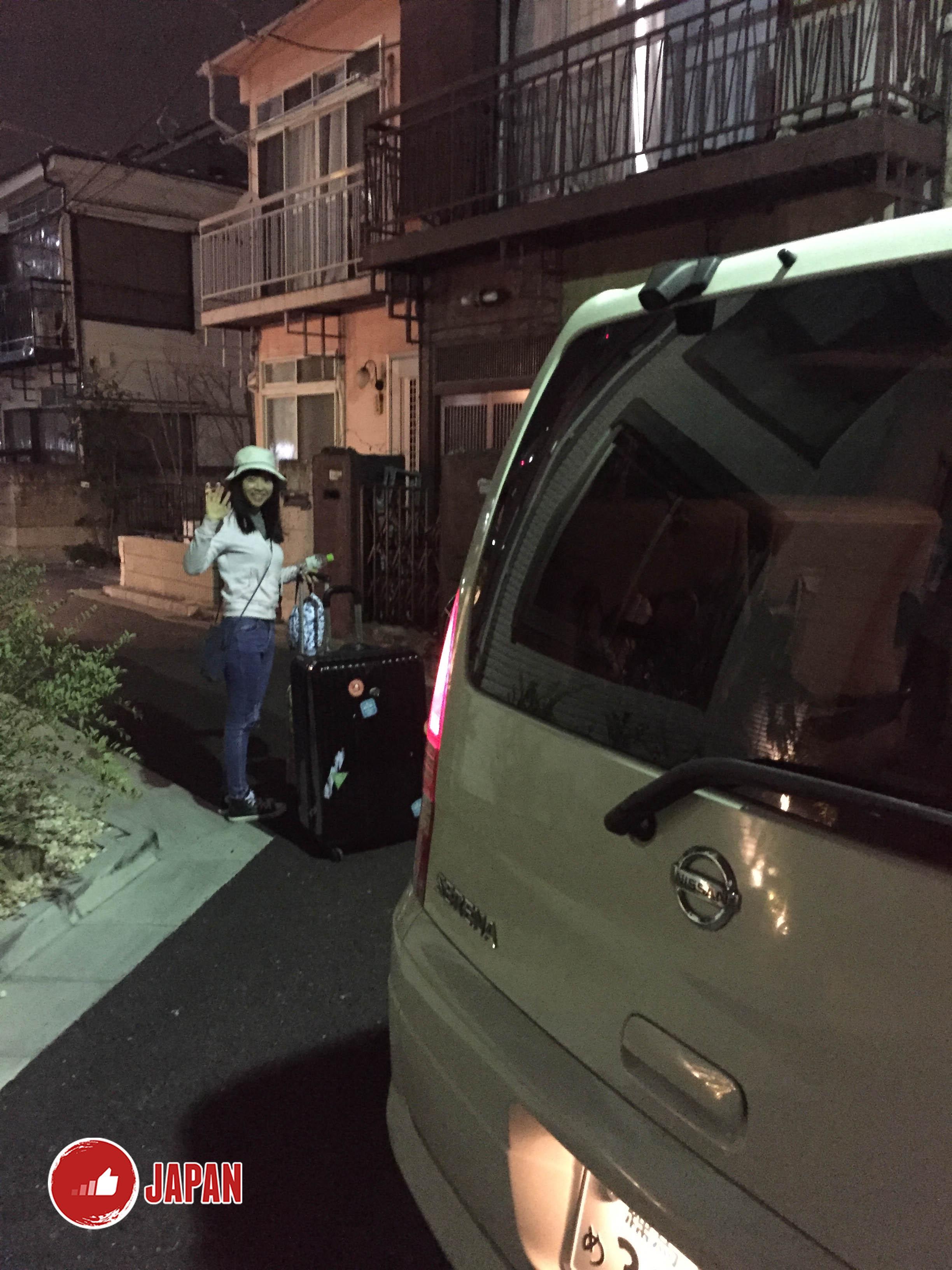 【VLOG】與寶欣出發到日本!(寶欣的真面目)