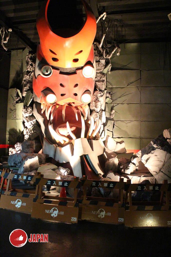 富士急樂園 EVANGELION:WORLD