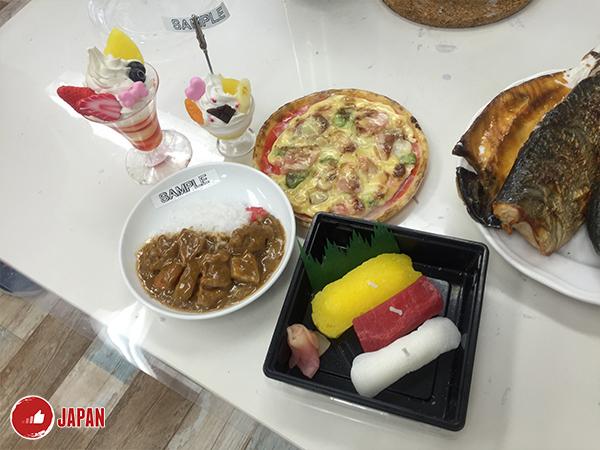 食物模型班