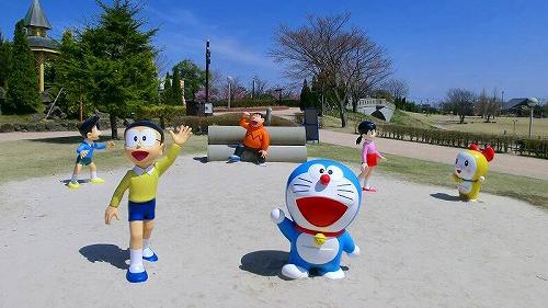 【高岡童話森林公園】叮噹啊,誰都喜歡你,小貓也自豪!