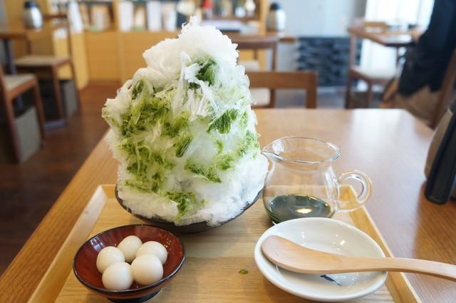 表参道・和風甜品【茶々の間】
