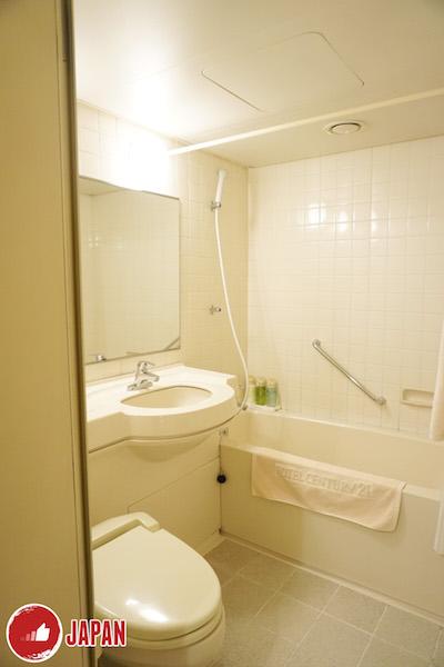 【超近廣島駅】廣島21世紀酒店 (Hotel Century 21 Hiroshima)
