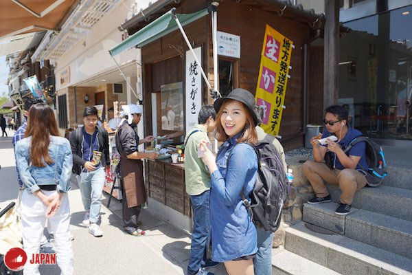 【廣島】橫掃宮島商店街 !!