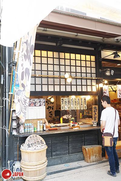 【廣島】宮島2000yen食到咩牡蠣扇貝呢 ?!