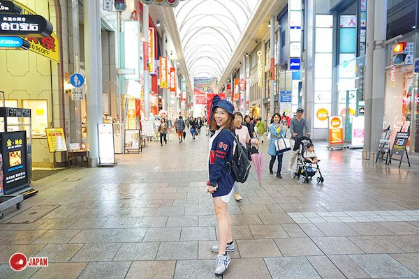【廣島本通商店街】 – 潮人必去8大商店