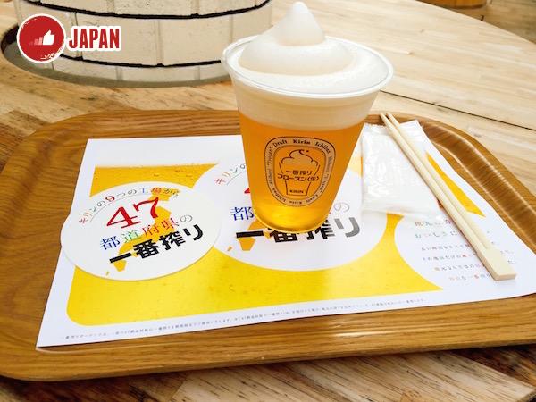 真心推!表參道 麒麟一番搾り啤酒園
