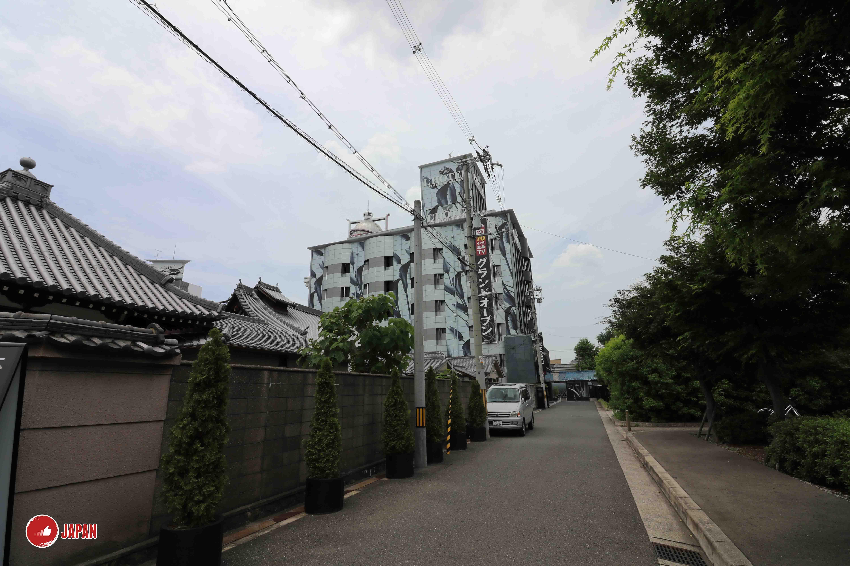 大阪另類酒店推介!大阪 L'Hotel 大阪自由行