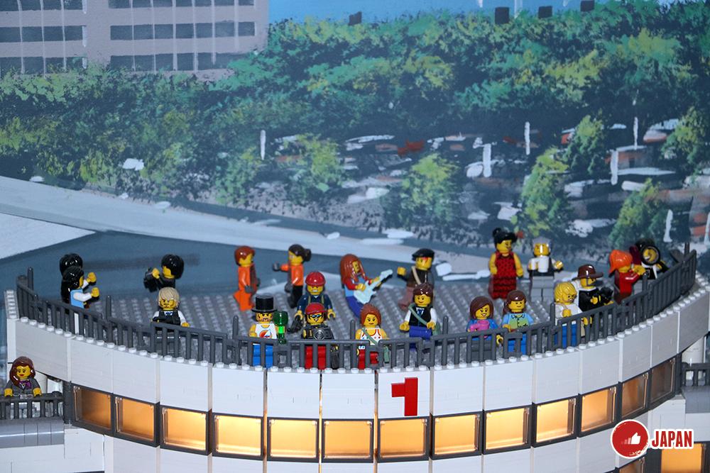 【親子遊】台場Decks・暢遊Legoland
