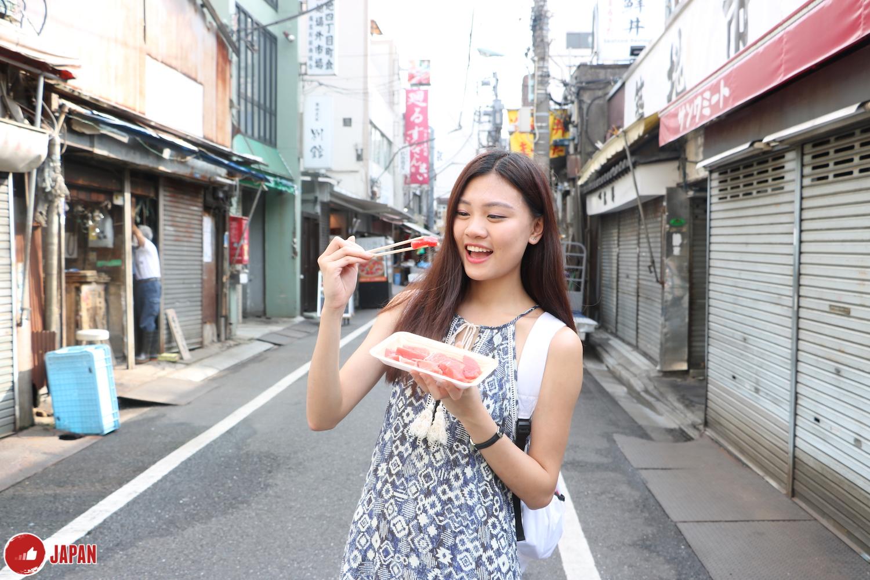 【東京築地】尋找新鮮好味又抵食刺身