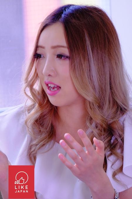 日本陪酒女郎Risa無忌諱大爆行內秘史