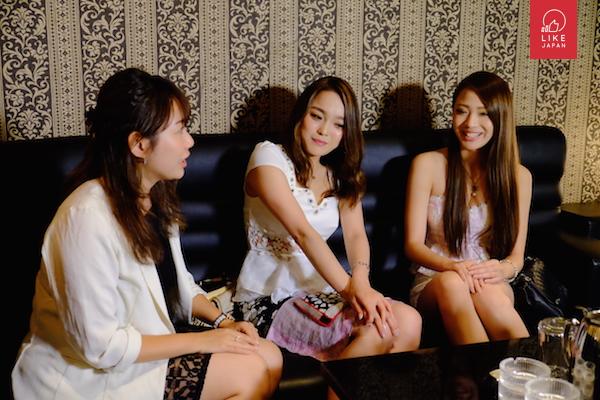 【Like Japan放送室】帶你潛入新宿尋找真陪酒女郎