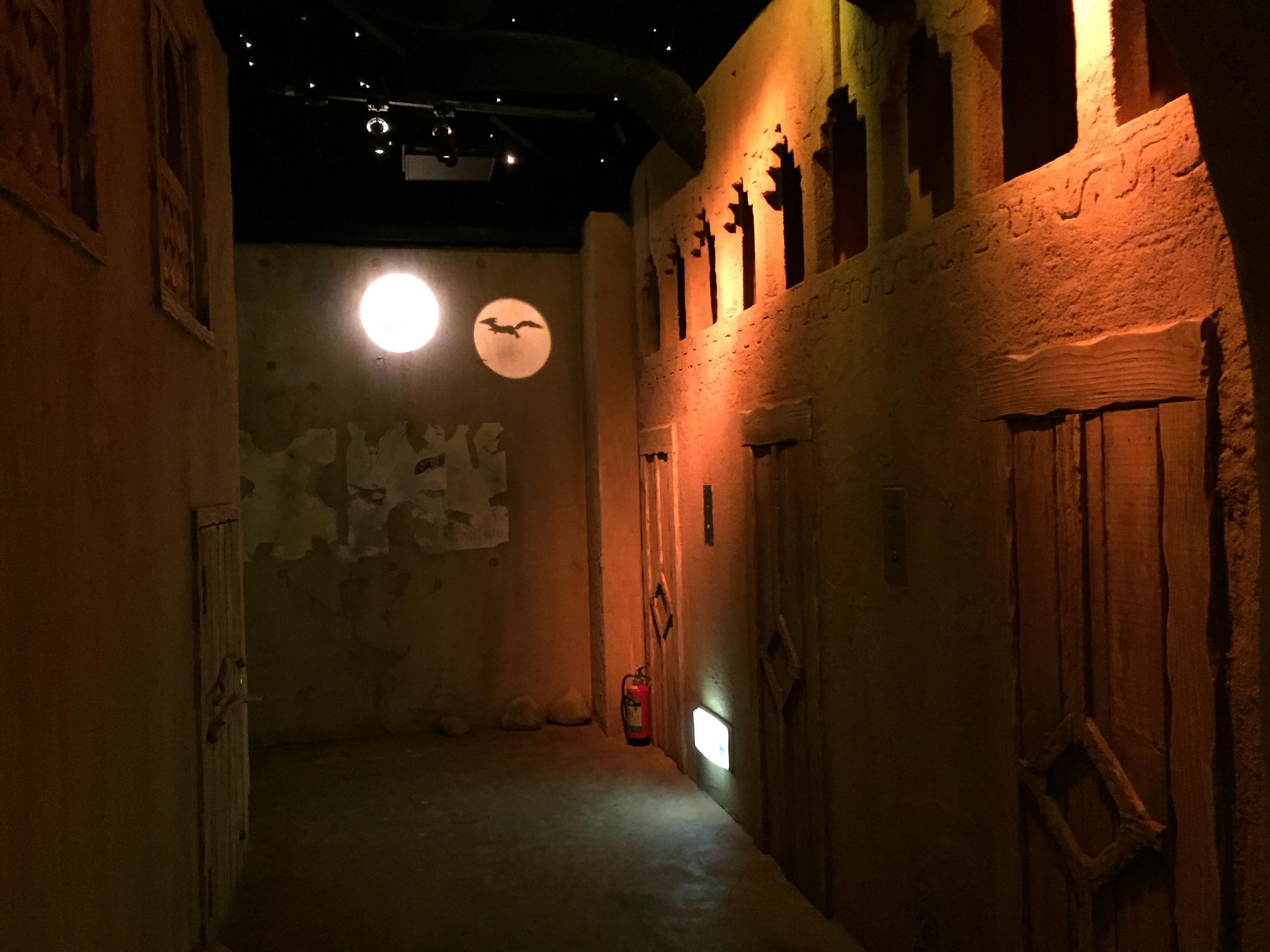 箱根中嘅b612小行星  小王子博物館