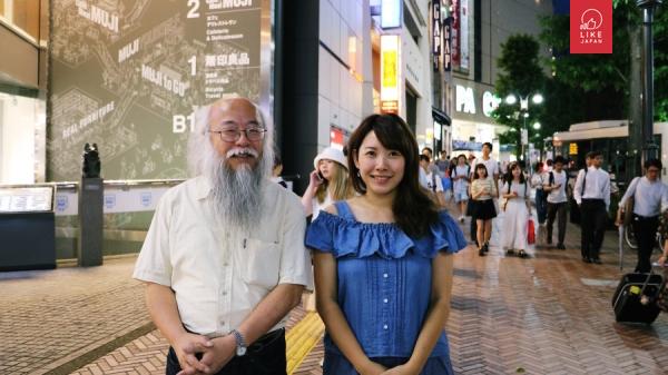 【Like Japan 放送室】專訪日本網絡紅人-水手服伯伯
