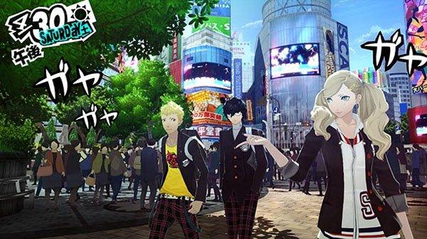 【PS4】(有片)Persona 5 遊戲介紹+試玩心得