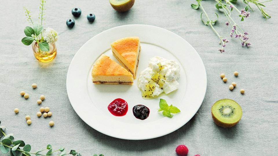 【東京期間限定】無添加芝士蛋糕!