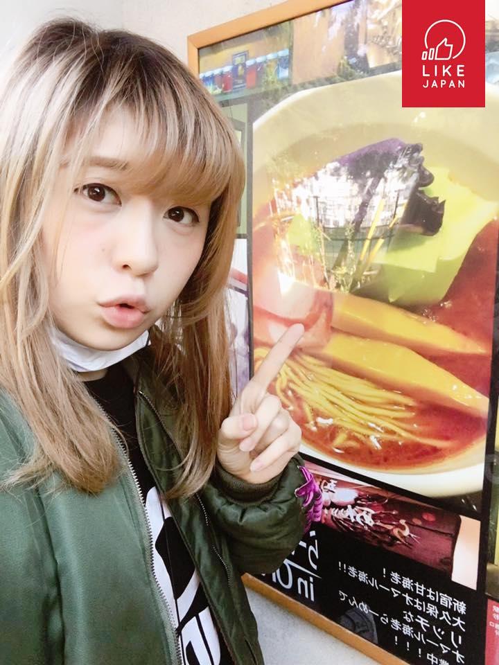 [胃食日本] 新宿排隊必食~超濃蝦湯底沾麵~