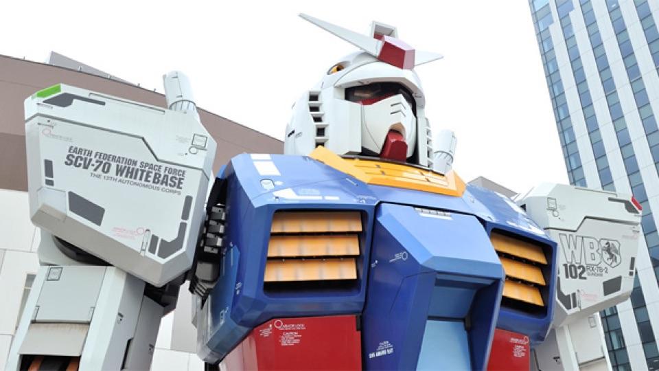 再會! 台場高達!! 再會!Gundam Front Tokyo!