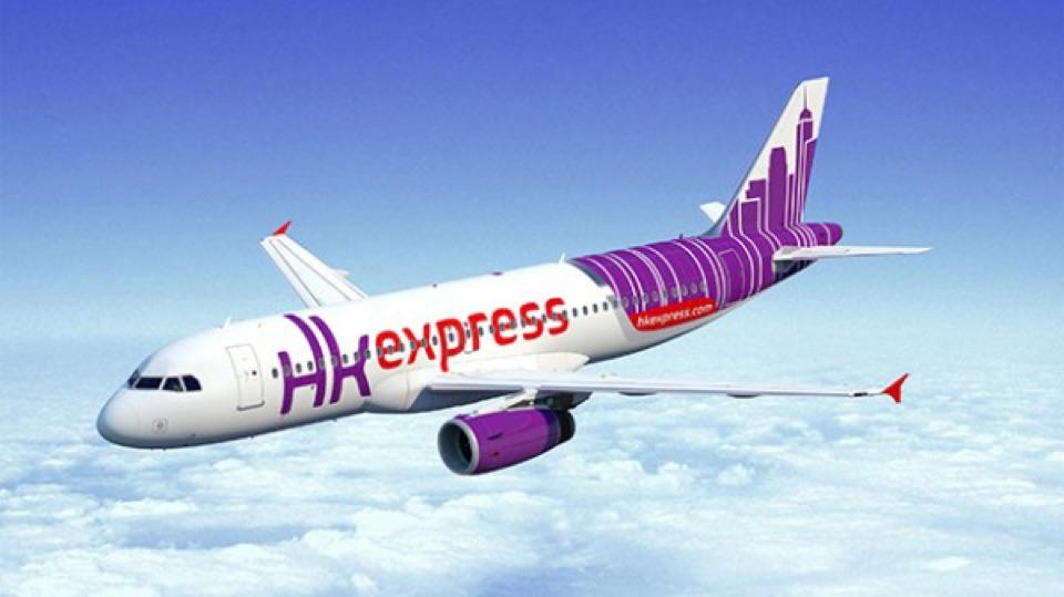 HK Express所有航點單程!