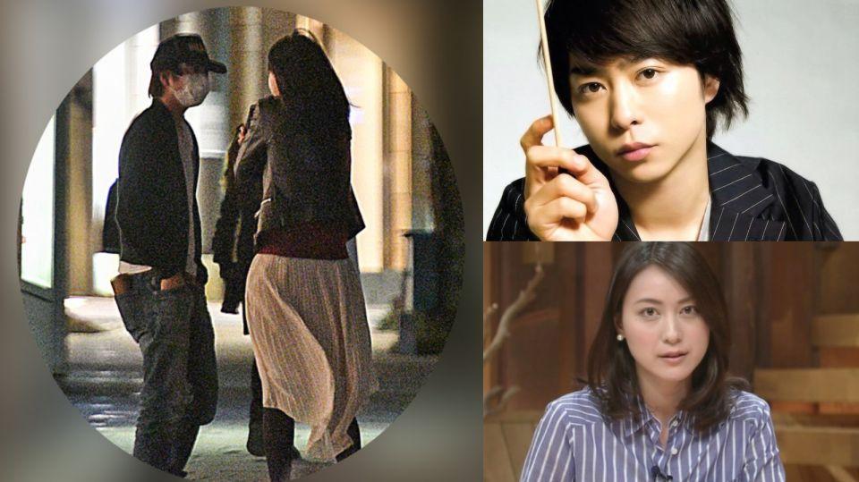 櫻井翔熱戀美女主播 電視台:早收到報告 會結婚的吧