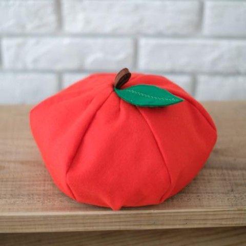 你最想要邊款? 蔬果系列貝蕾帽