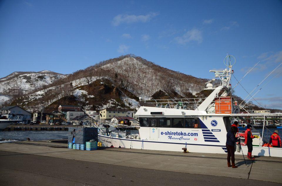 【冬季限定出海看流冰】帶你感受北海道「超震撼冰景」!