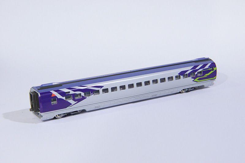 KATO 500系 TYPE EVA 入線報告