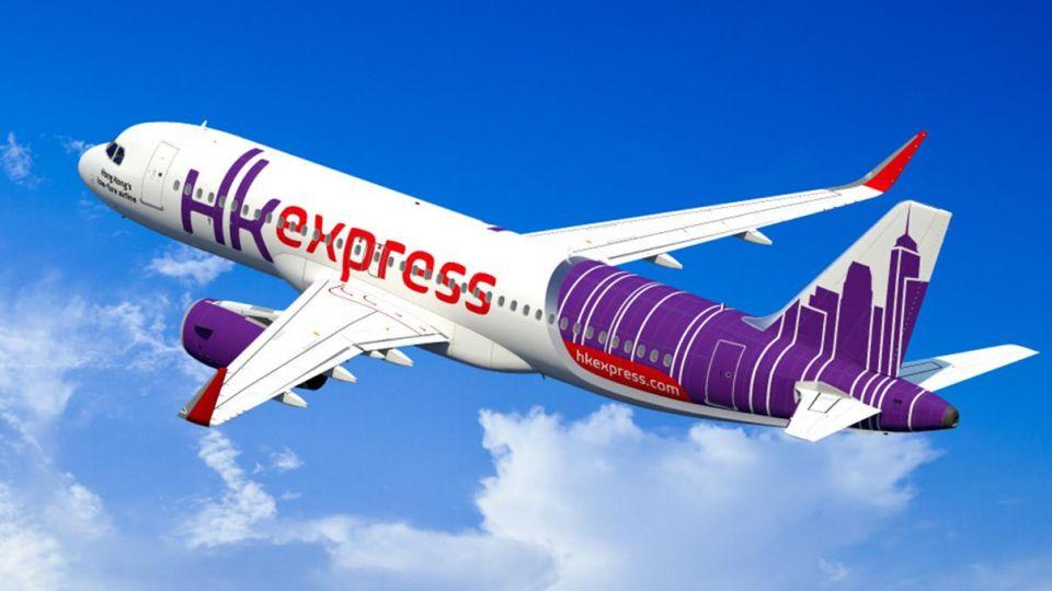 HK Express隆重推出「買來回機票,去程免費」