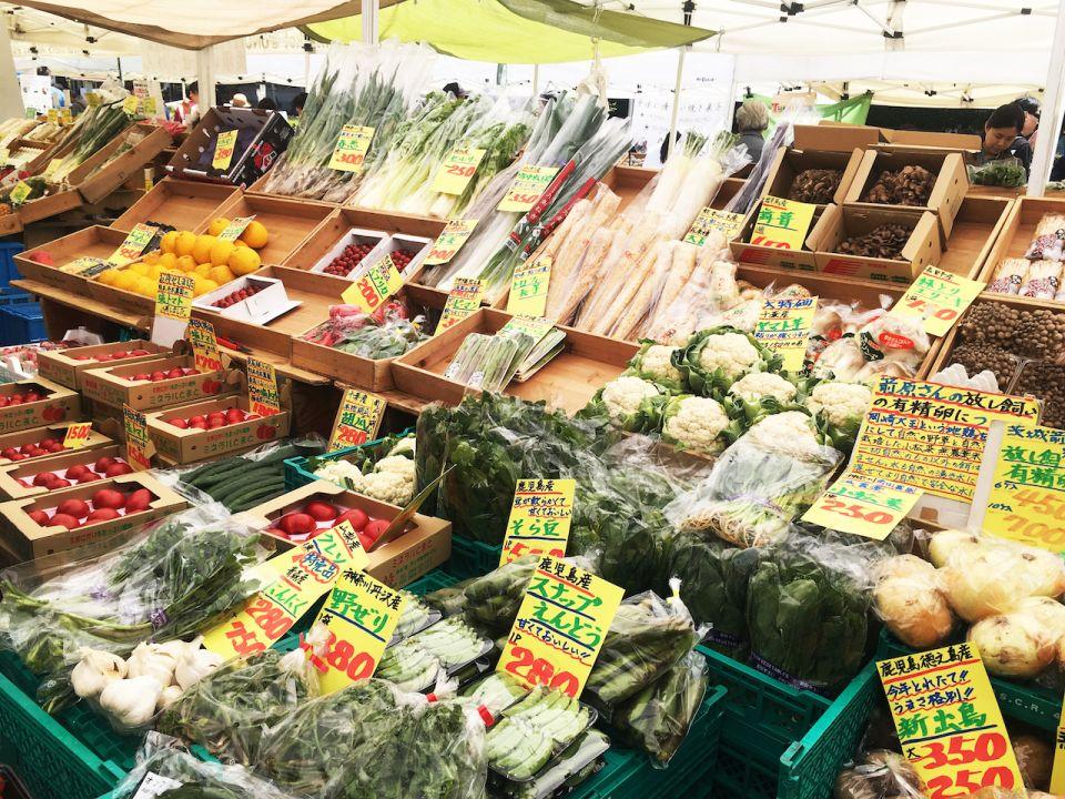 涉谷有個農夫市集 週末閒逛好去處