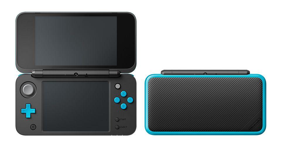 New Nintendo 2DS LL 日本 7月13日推出!