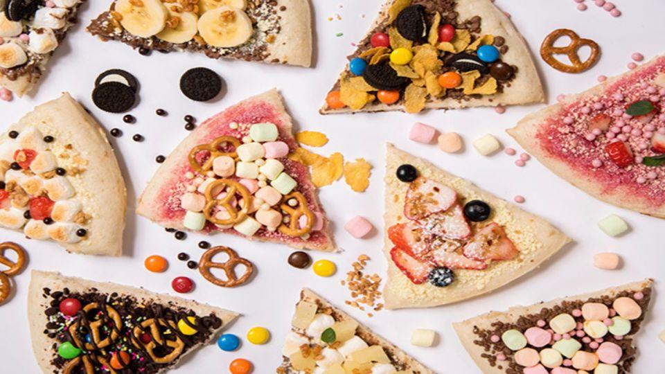 MAX BRENNER原宿開新分店,可製作自己嘅pizza