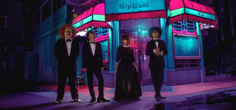 【LikeJapan放送室】專訪:夢幻系樂隊 世界末日 SEKAI NO OWARI