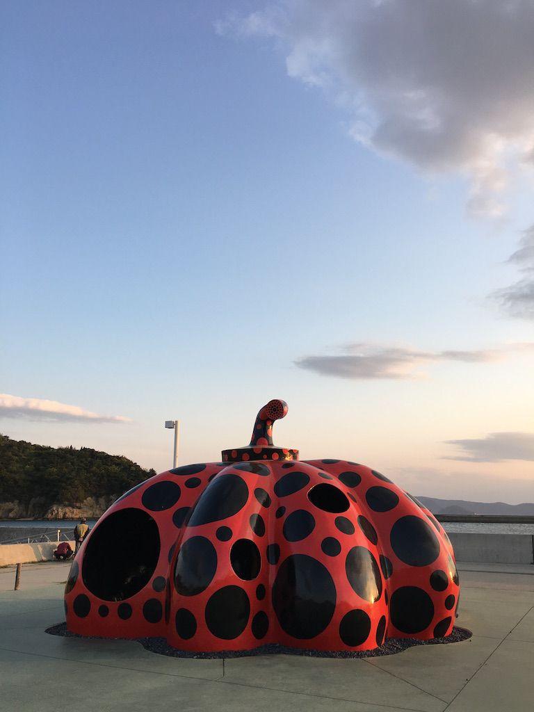【岡山自由行】直島一天藝術遊,懶人包散步路線攻略~