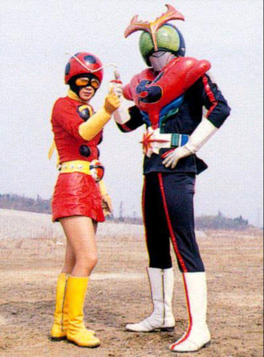 昭和幪面超人 邊個係你童年回憶?