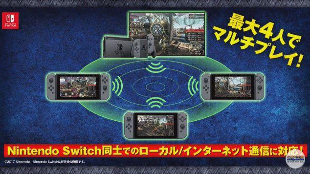 『Monster Hunter XX Nintendo Switch Ver.』8月25日狩獵解禁!!