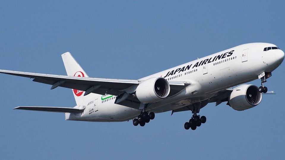 JAL來回東京機票$2,289起!