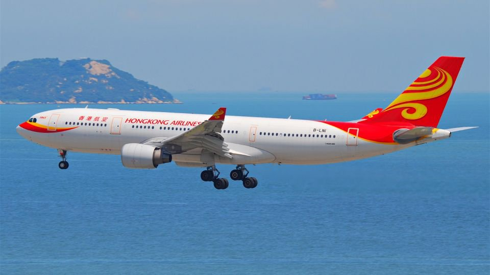 香港航空飛東京來回機票$1,000起!
