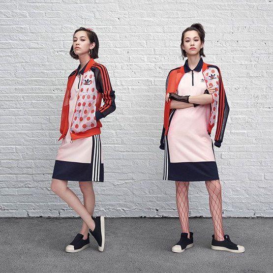 水原希子+窪塚洋介打孖上!adidas Originals「Osaka」復古運動風系列