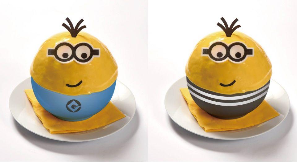 PARCO X 壞蛋掌門人3期間限定主題CAFE 7月開始營業!!