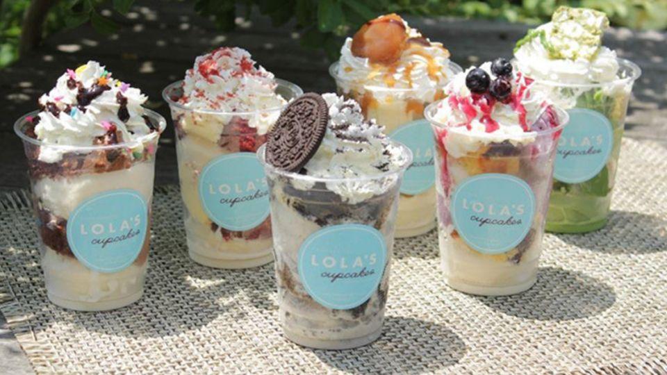 LOLA'S Cupcakes Tokyo夏季限定