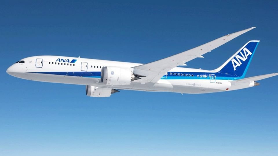 ANA飛日本來回機票$2,190起!