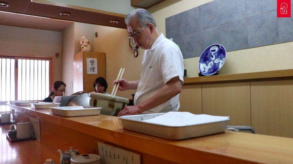 3HK漫遊數據儲值咭特約《胃食日本》:¥1000即叫即炸新鮮熱辣天婦羅定食 みやこし
