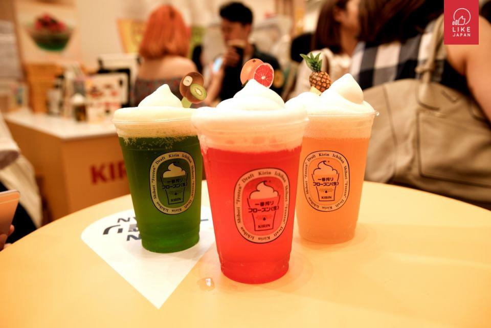 日本啤酒迷夏日必到 麒麟一番搾日本啤酒園「KIRIN ICHIBAN GARDEN 2017」