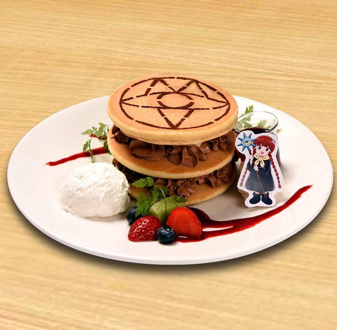 童年回憶!日本咕嚕咕嚕魔法陣限定cafe!