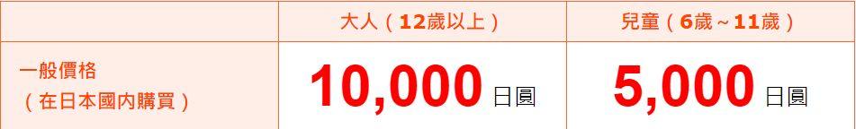 窮遊必備!JR東京廣域周遊券 PASS