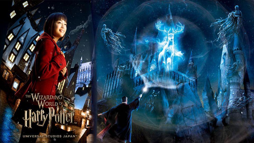 USJ「哈利波特魔法世界」期間限定活動 11月5日完結